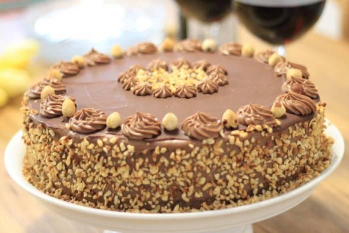 Torta Ferrero