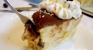 Banana keks torta bez pečenja