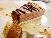 Čokoladna mousse torta bez pečenja