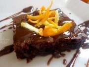 Čokoladni kolač s narančom