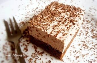 Čokoladni banana kolač