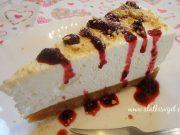 Cheesecake bez pečenja