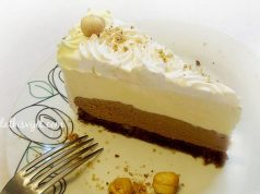 Parfe torta s lješnjacima