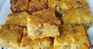 Neobična pita od krumpira i mljevenog mesa