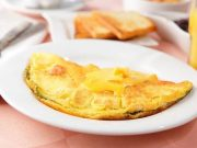 Omlet sa špinatom