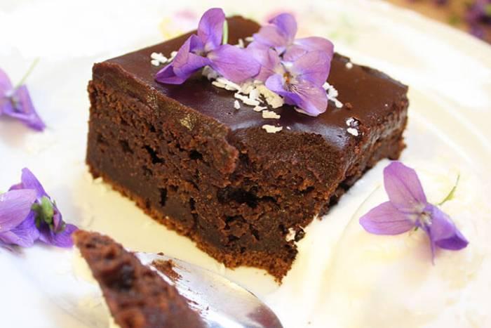 Sočne čokoladne kocke