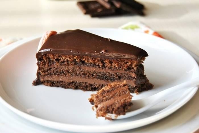 Trostruko čokoladna torta