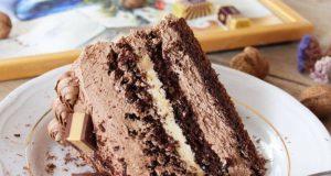 Čokoladna torta s 'dulce de leche' kremom