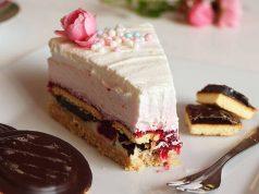 Jaffa torta s malinama i bijelom čokoladom
