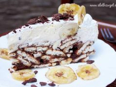 Bananko banana čokoladna torta