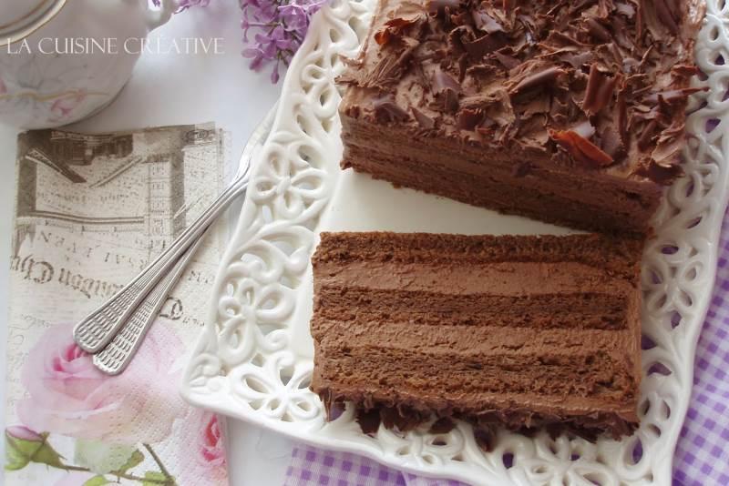 Čokoladna torta po receptu koji su koristile naše mame i bake
