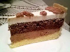 Mimi torta: Čokoladno-kremasta torta sa finim sočnim biskvitom