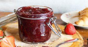 Domaći džem od jagoda