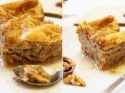 BAKLAVA S ORASIMA: Orijentalni kolač koji se odavno udomaćio u našim krajevima