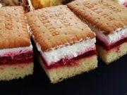 SENDVIČ KOLAČ OD VIŠANJA: Privlačan desert osvježavajućeg voćnog okusa