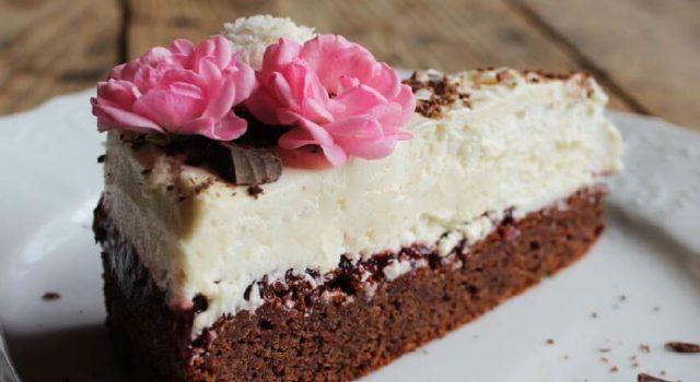 PRAVA ČOKOLADNA BOMBA: Brownie torta s bijelom čokoladom i Linoladom